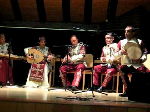 Shoghaken Ensemble - CHEM KRNA KHAGHA and AYGEPAN