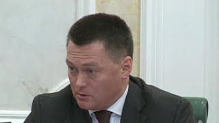 Сенаторы рекомендовали назначить на должность генерального прокурора Игоря Краснова.