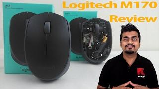 Logitech M170 mouse | Review | know your gadget