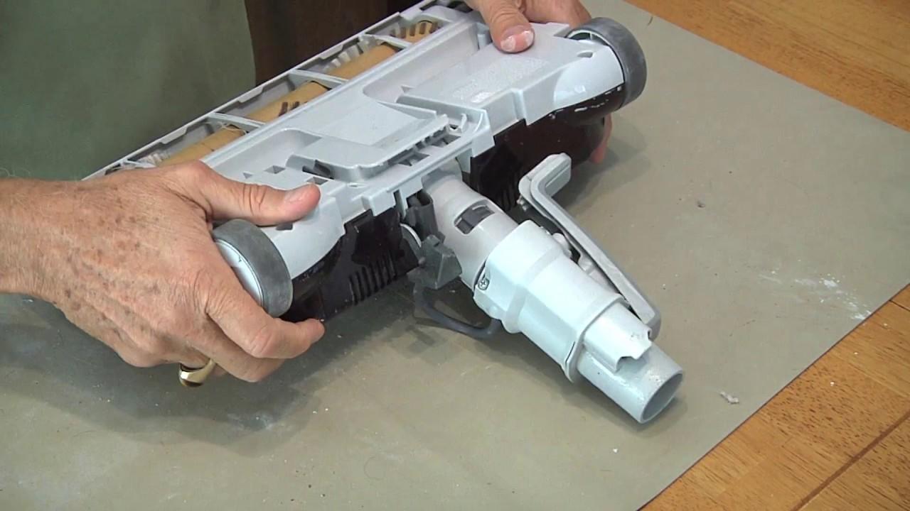 Kenmore Progressive Cannister Vacuum Power Head Wheel Axle Repair Central Wiring Diagram