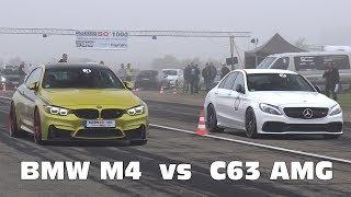 BMW M4 F82 vs Mercedes-AMG C63S vs Nissan GT-R