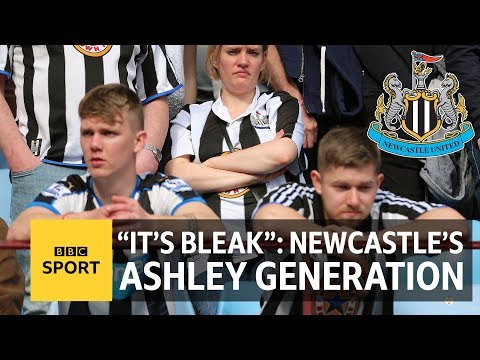 Have Newcastle's 'Ashley Generation' Had Enough? - BBC Sport