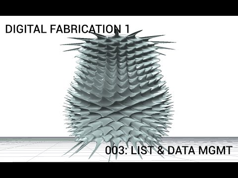 003: Grasshopper - List & Data Structure