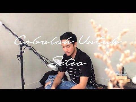 Cobalah Untuk Setia - Krisdayanti cover by Andre Satria