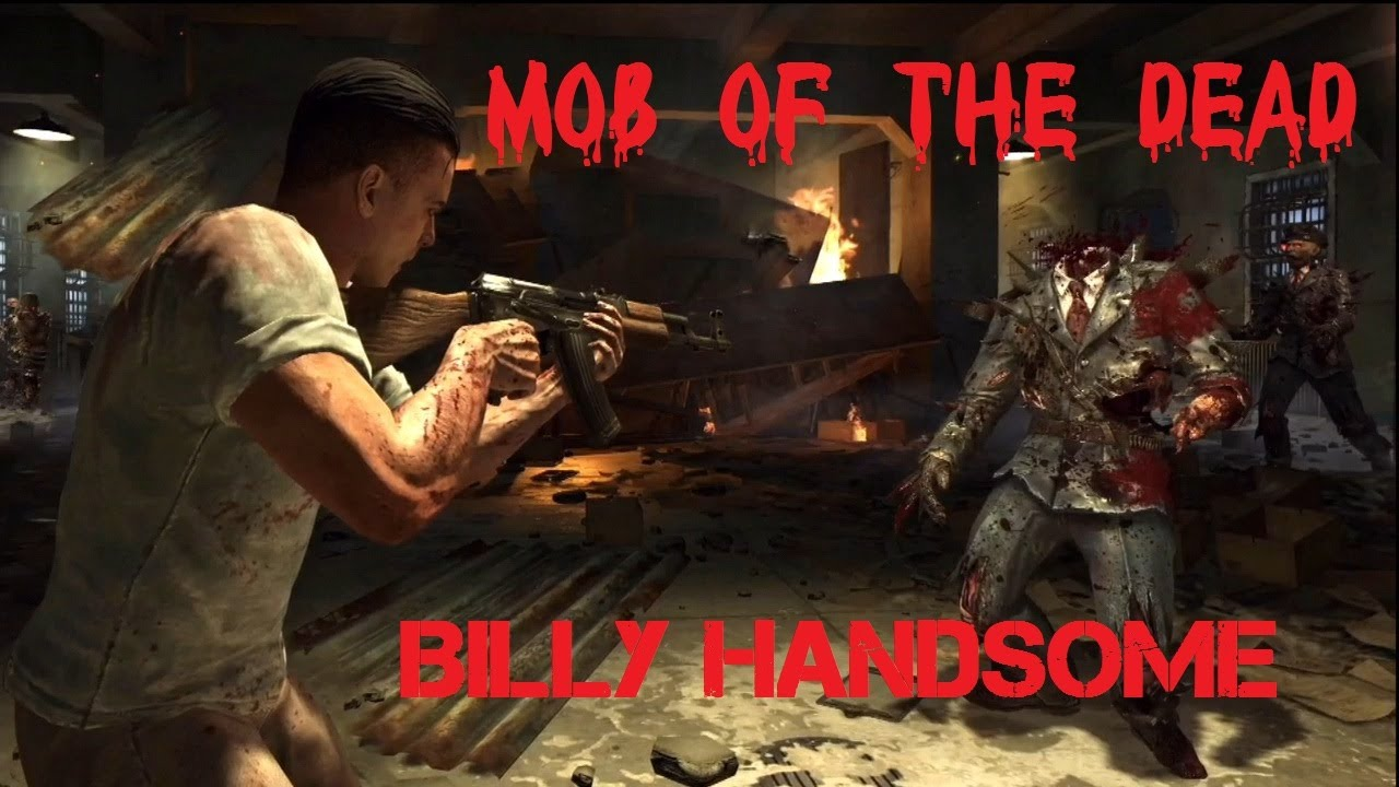 Introducing Mob Of The Deads Billy Handsome Played By Ray Liotta