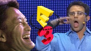 10 crazy E3 moments that always make us laugh