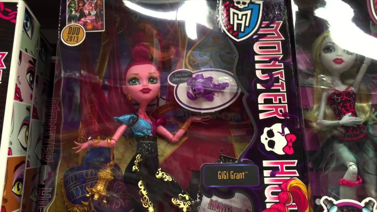 Есть ли в турции куклы монстер хай фото 163-513