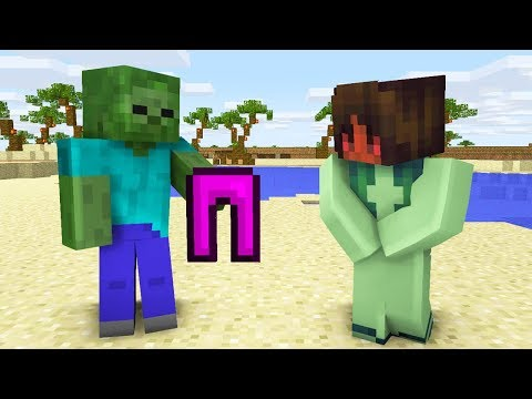 Monster School : GIRLS VS BOYS SWIMMING CHALLENGE - Minecraft Animation
