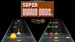 Super Mario Bros. Music (SiIvaGunner) - Invincible (Latin America Version) (Lead; Keys)