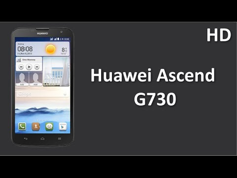 Huawei Ascend G730 Available with 5 Inch qHD Touch Display, 4 GB ROM, 1.3 Ghz Quad Core Processor
