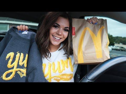 McDonalds Mukbang +