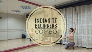 Indian Tribal Fusion – Dance Lesson – #TaisaTribalLessons