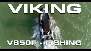 GALA Viking V650F - FISHING in France