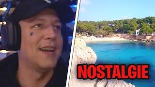 NOSTALGIE 😍 Mallorca Urlaub mit Oma und Opa❤️| MontanaBlack Stream Highlights