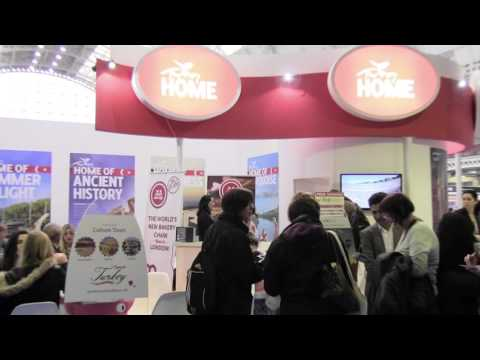 Turkey Stand - 2016 Destinations: The Holiday & Travel Show