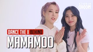 [DANCE THE X] MAMAMOO(마마무) 'HIP' (Behind) (ENG SUB)