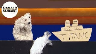 René Marik: Titanic (Kalle der Eisbär) - Offizielle Version | Live bei Harald Schmidt