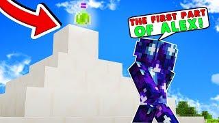 Minecraft Steve Saga - FINDING THE FIRST PIECE OF ALEX