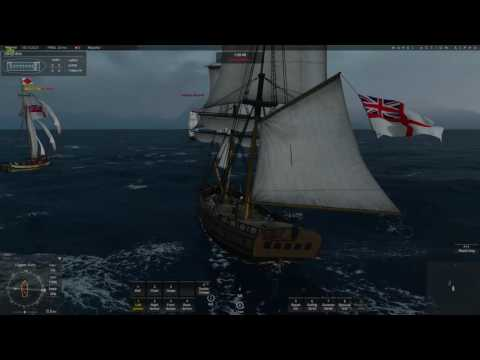 Naval Action 3 - Promoting Officers, buying & selling ships & being boarded.