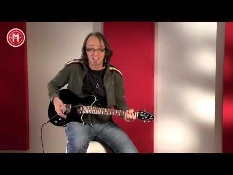 Music Man Reflex Guitar HH Trem im Test