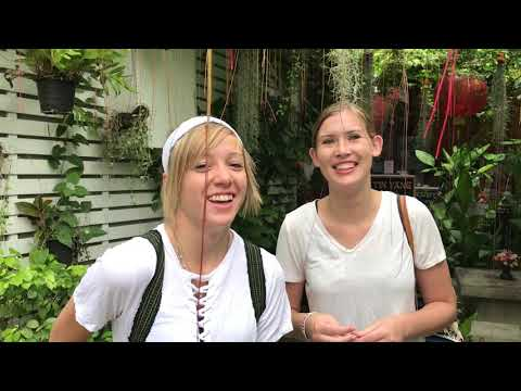 Travel Vloggers : Banks Cast : Thailand Day 2