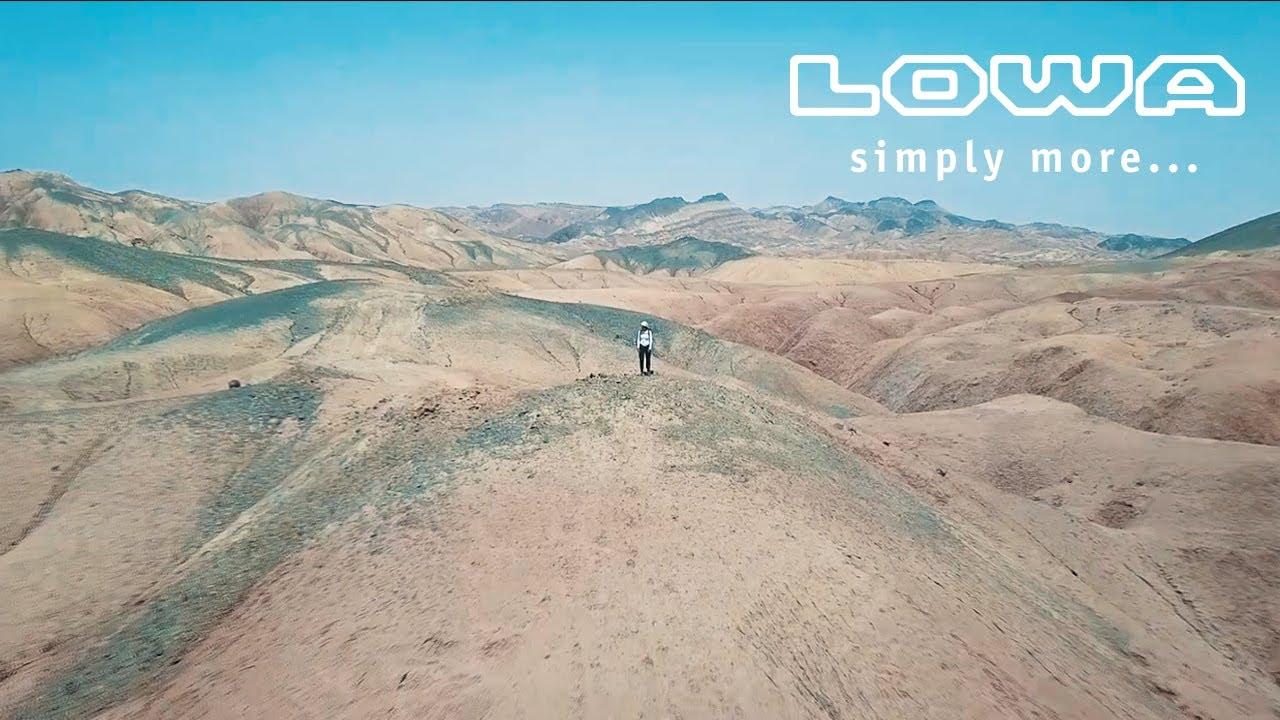 LOWA #ForTheNextStep Imagefilm