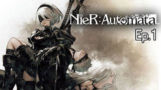NieR:Automata Ep.1 - This Game Is F#%king Awesome.