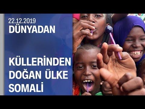 Akıllara hep gıda krizi ve açlıkla gelen Somali, bu durumdan kurtuldu mu? - Dünyadan 22.12.2019