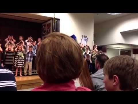 2012 Spring Sing - Nappanee Elementary School (v. 5)