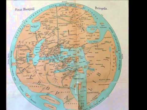 Greek cartographers and geographers