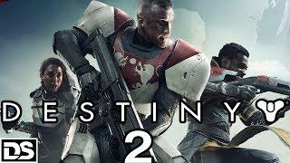 Destiny 2 Gameplay German Part 1 - 1. Mission & 1. Strike - Let