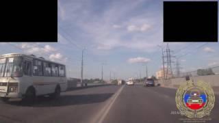 В Твери четыре патруля ДПС полчаса гонялись за пьяным водителем(, 2016-05-31T11:32:43.000Z)