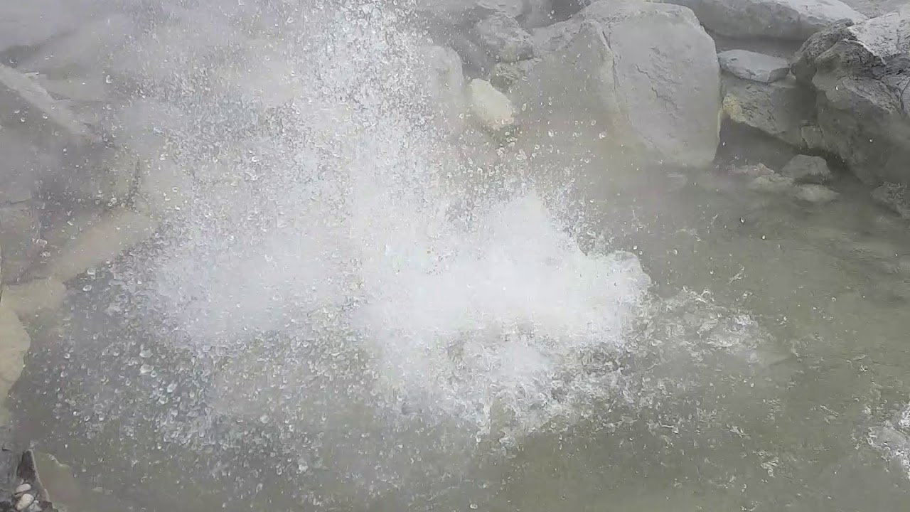 땅꾸반 쁘라후 까와 도마스 온천