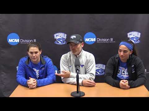 NCAA Women's Soccer - Cabrini Post Game Press Conference