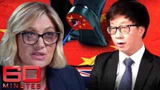 Chinese academic claims Australia's call for COVID-19 inquiry is 'divisive'   60 Minutes Australia