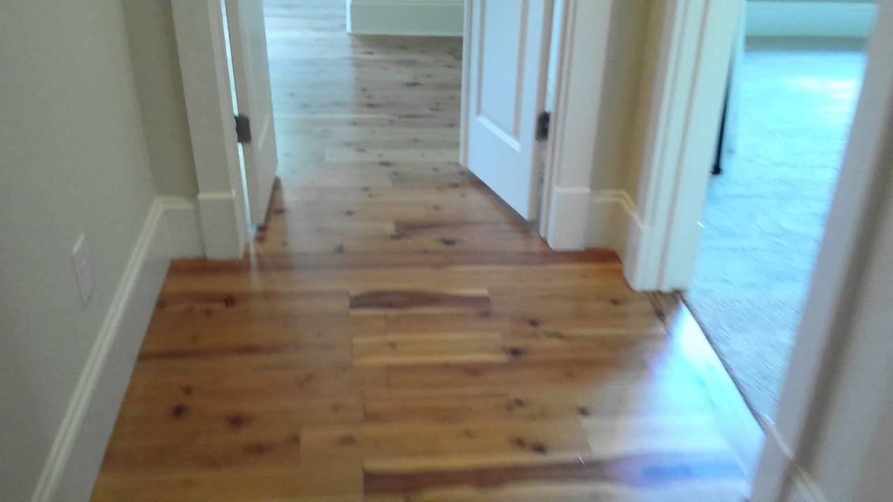Austrailian cypress in fort mill pt 2 hardwood floor for Hardwood floors charlotte nc
