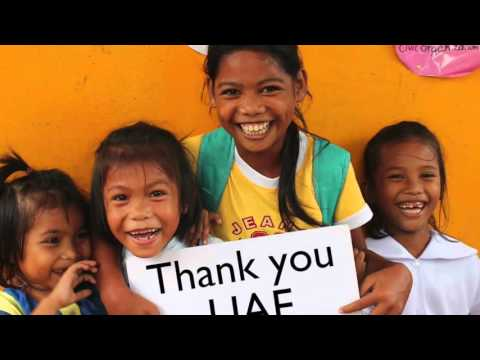 Be a World Vision Phil. Sponsor and Volunteer in the UAE