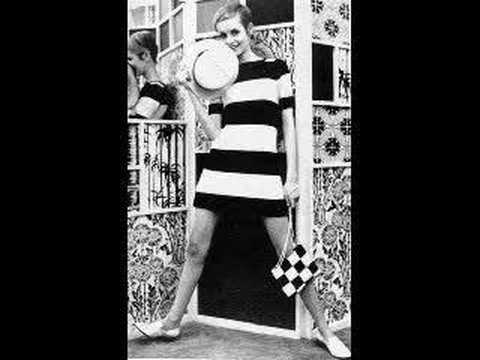 Twiggy Supermodel And Fashion Icon Of The 60s Youtube