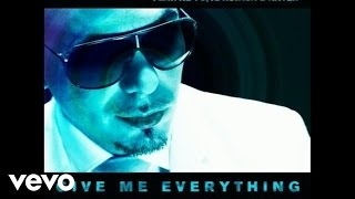 Pitbull - Give Me Everything (Audio) ft. Ne-Yo, Afrojack, Nayer thumbnail