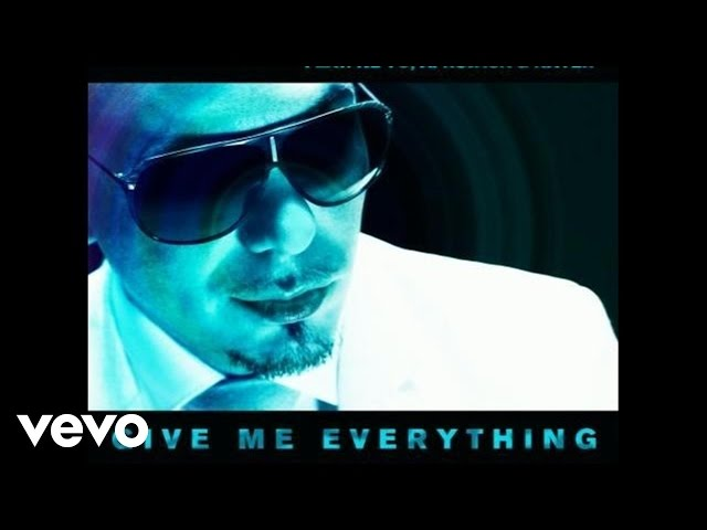 Pitbull - Give Me Everything (Audio) ft. Ne-Yo, Afrojack, Nayer