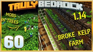 Truly Bedrock S1E60 1.14 All broke... good talk | Minecraft Bedrock Edition SMP, MCPE, MCBE