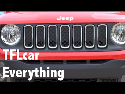 2015 Jeep Renegade: Almost Everything You Ever Wanted to Know