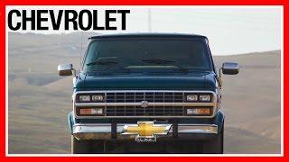 Chevrolet VAN 4x4