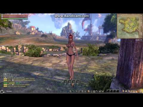 Blade And Soul Nude Patch