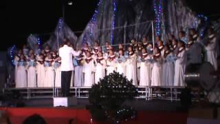 GXNĐ - Đêm Thánh Hồng Ân Mừng Chúa Giáng Sinh 2013.
