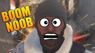 Rainbow Six Siege: FOR THE LOLZ!  - (PS4 Pro Multiplayer Gameplay) - Operation Blood Orchid