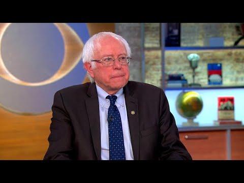 Sen. Sanders on hurricane relief bill, new young adult book