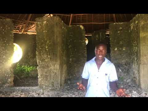 Jambiani Community Center and the movement culture in Zanzibar.