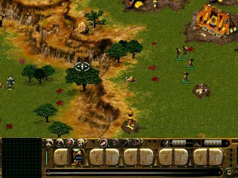 Dominion: Storm Over Gift 3 Darken Mission 3 Gameplay