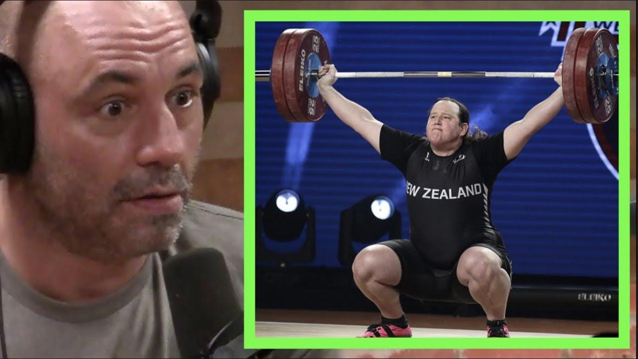 d7b457669edc Joe Rogan on Trans Weightlifters Breaking Women s Records